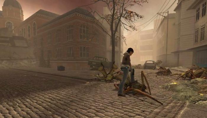 к игре Half-Life 2: Episode One