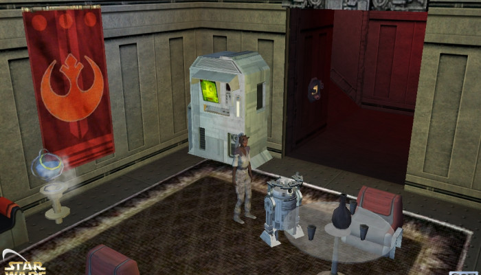 к игре Star Wars Galaxies: An Empire Divided