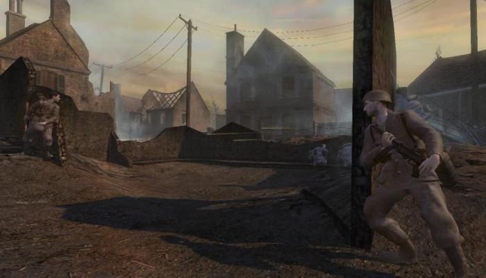к игре Call of Duty 2