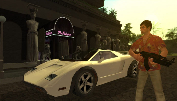 к игре Scarface: The World is Yours