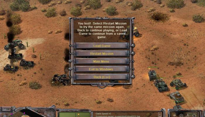 к игре Desert Law