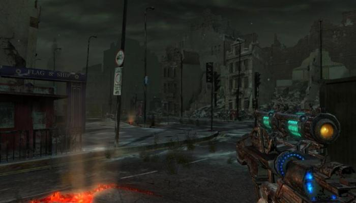 к игре Hellgate: London