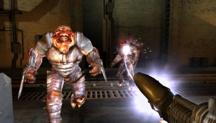 Скриншоты из игры Hellgate: London.
