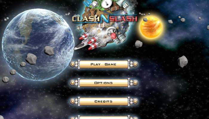 к игре Clash'N Slash