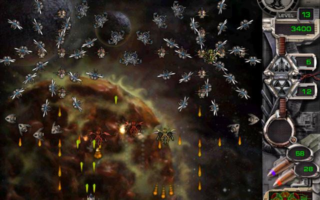 к игре Star Defender 2
