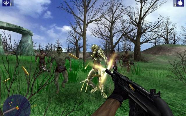 к игре Deadhunt