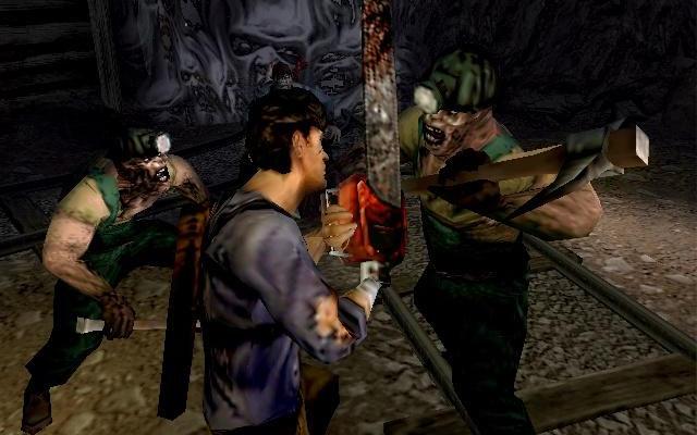 Скачать Игру Evil Dead Regeneration 2