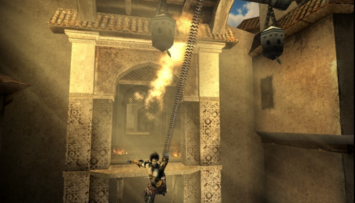к игре Prince of Persia: The Two Thrones