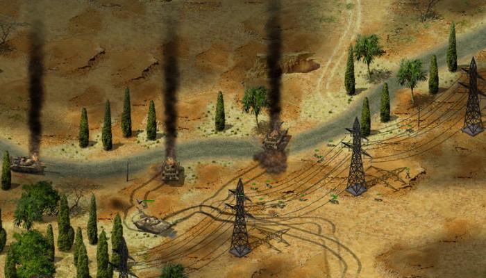 к игре Blitzkrieg: Total Challenge 5