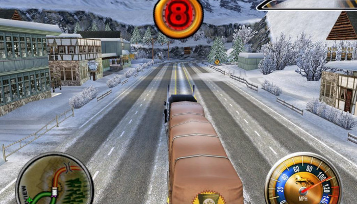 к игре Big Mutha Truckers 2: Truck Me Harder!