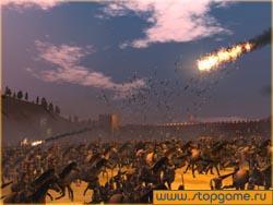 к игре Rome: Total War - Barbarian Invasion