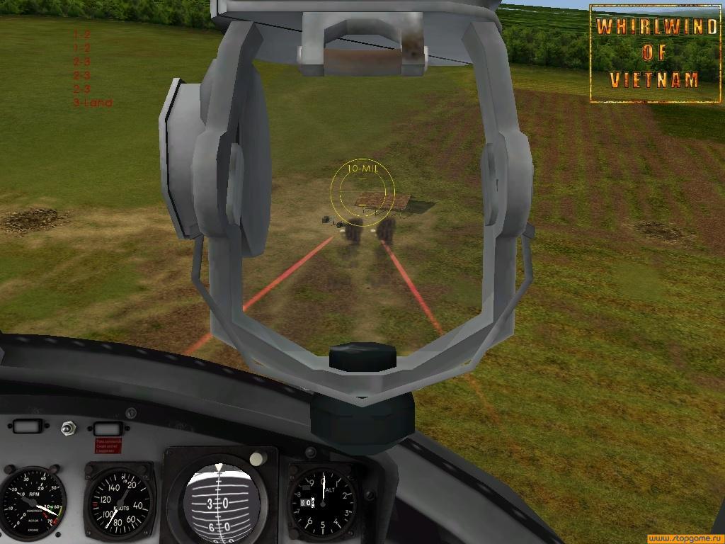 Игра Война вертолетов онлайн