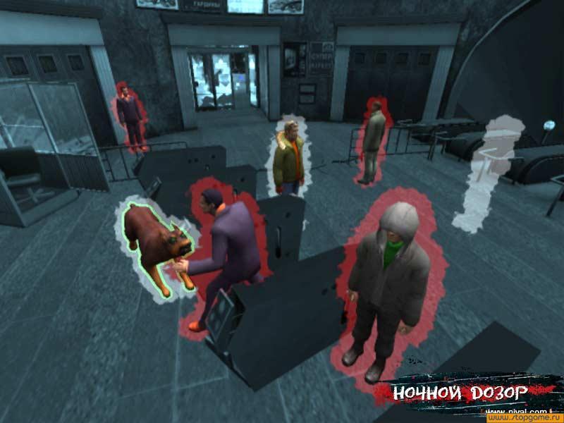 Ночной дозор ролевая online игра ролевая игра по консалтингу