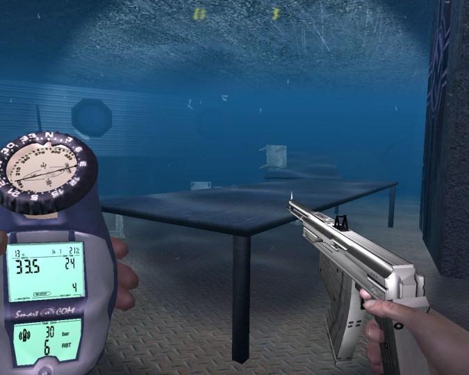Дайвер. В поисках Атлантиды screenshot скриншот.