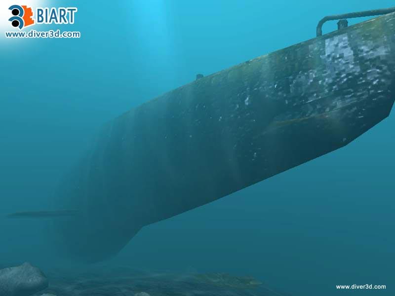 Diver: Deep Water Adventures / Дайвер. В поисках Атлантиды [2007|Rus]