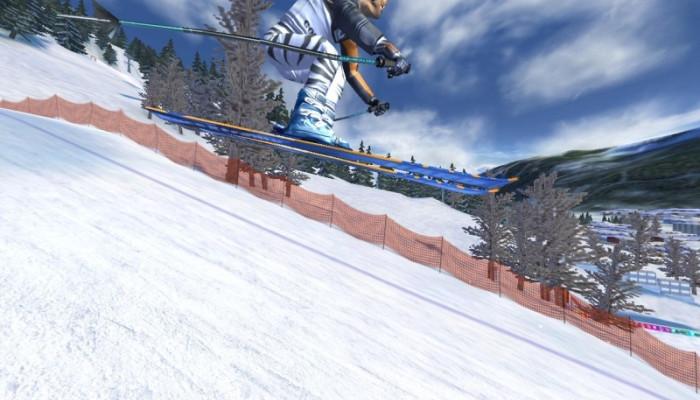 к игре Ski Racing 2006