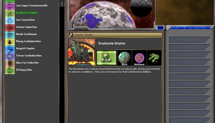 к игре Space Empires 5
