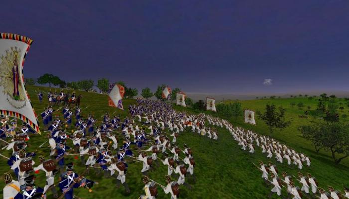 к игре HistWar: Les Grognards