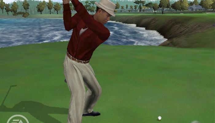 к игре Tiger Woods PGA Tour 06