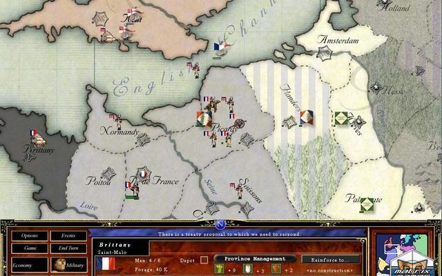 к игре Crown of Glory: Europe in the Age of Napoleon