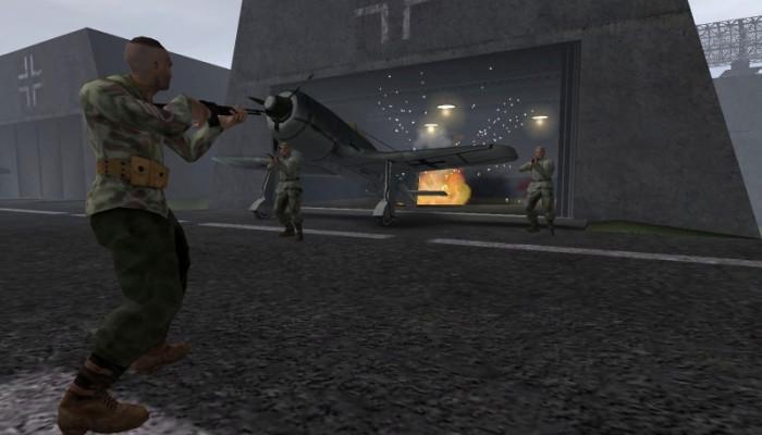 к игре World War II Combat: Road to Berlin