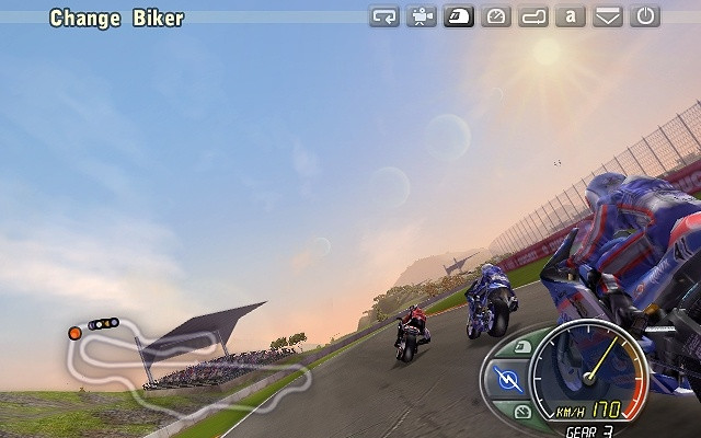 к игре Ducati World Championship