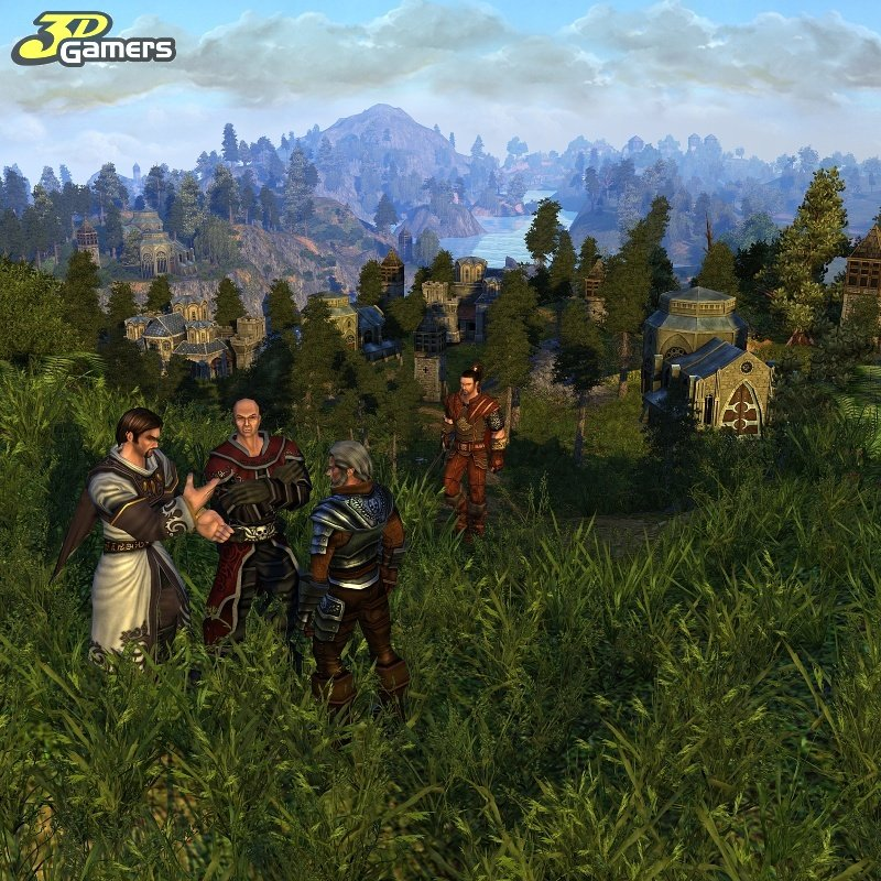 SpellForce 2 Shadow Wars screenshot скриншот.