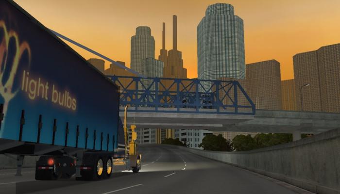 к игре 18 Wheels of Steel: Convoy