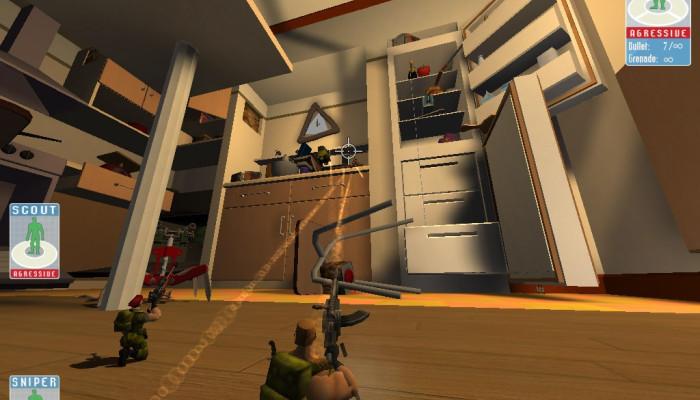 к игре Refuse: Home Sweep Home