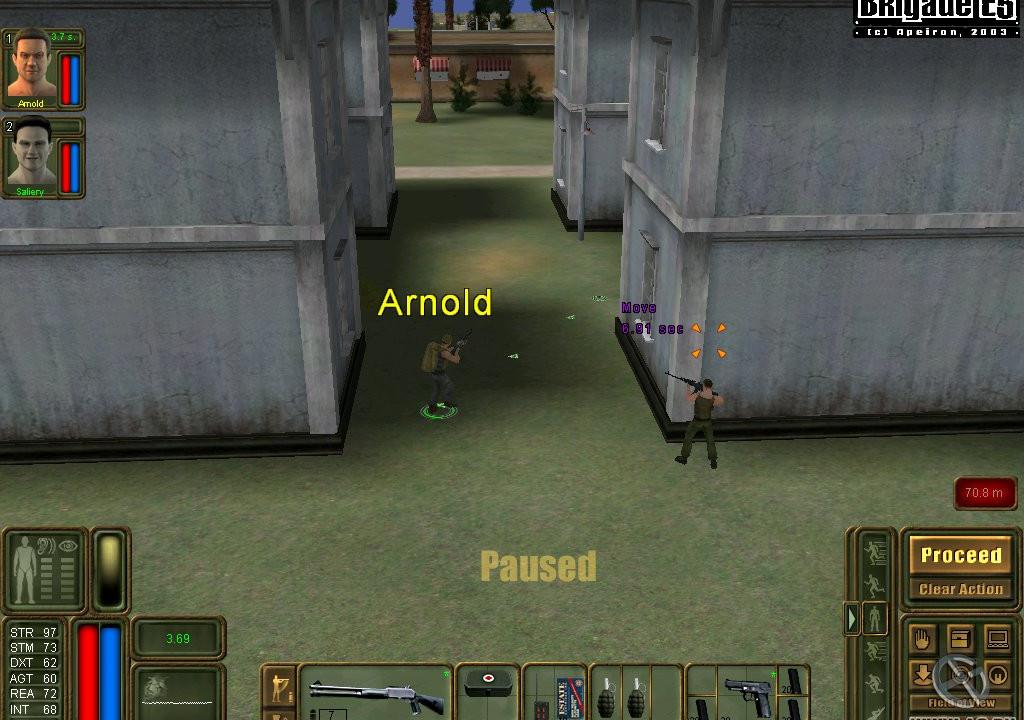 Скачать игру бригада на компьютер через торрент