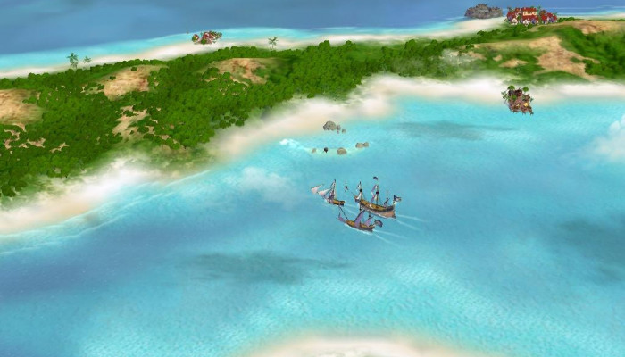 к игре Sid Meier's Pirates!