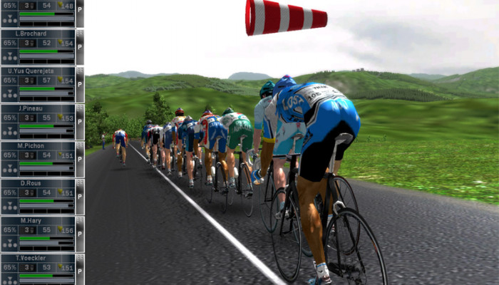 к игре Pro Cycling Manager