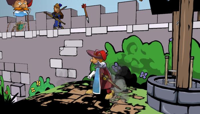 к игре Legendo's The Three Musketeers