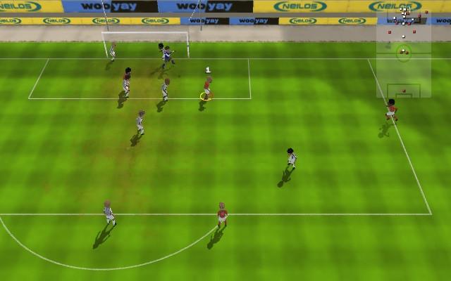 к игре Sensible Soccer 2006
