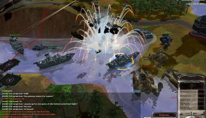 к игре Massive Assault Network 2