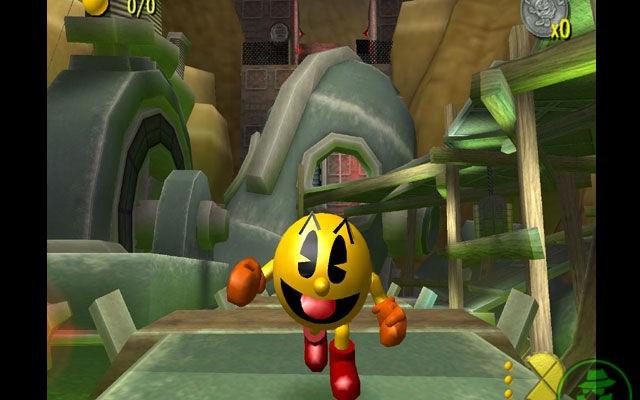 к игре Pac-Man World 3