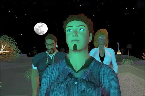 к игре Second Life