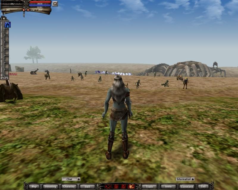 screenshots knight online
