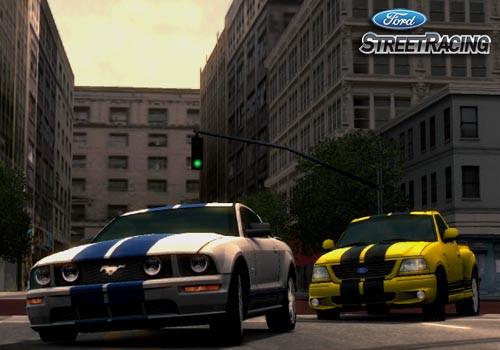 к игре Ford Street Racing