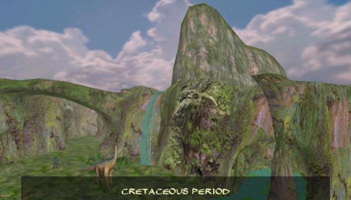 к игре Disney's Dinosaur