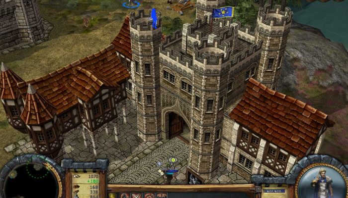 к игре Settlers: Heritage of Kings - Nebula Realm, The