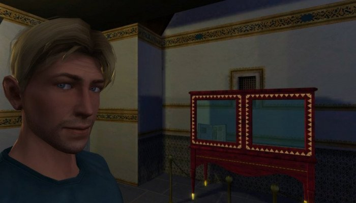 к игре Broken Sword: The Angel of Death
