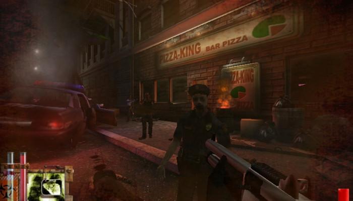 к игре Zombies