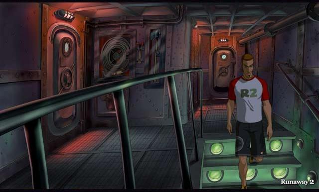 к игре Runaway 2: The Dream of the Turtle