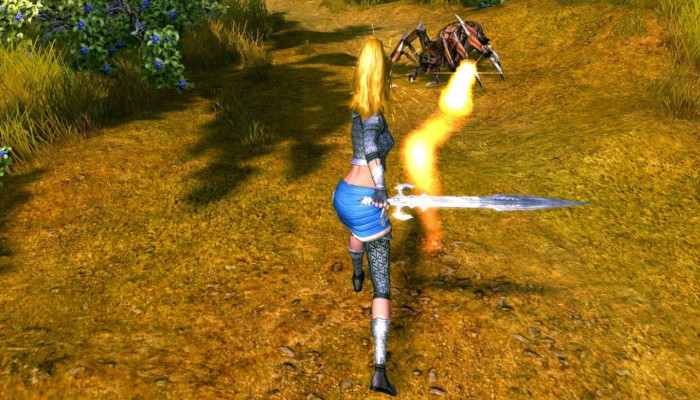 к игре Sacred 2: Fallen Angel