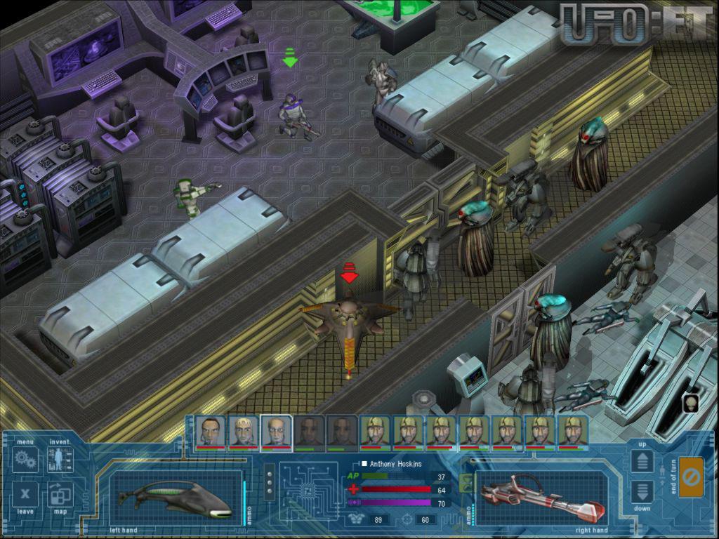 Обзор игры UFO: Extraterrestrials