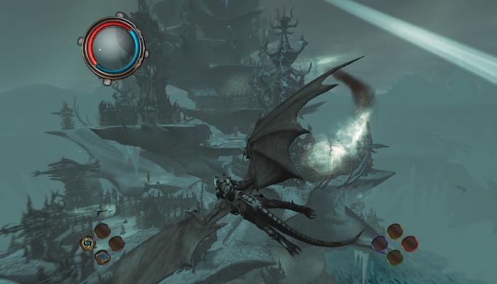Divinity 2: Ego Draconis возвращает игрока в мир Ривеллон. . Война, ураган