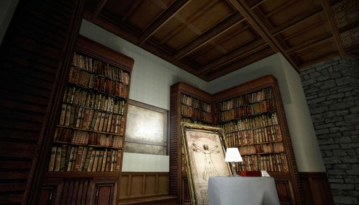 к игре Secrets of Da Vinci: The Forbidden Manuscript, The