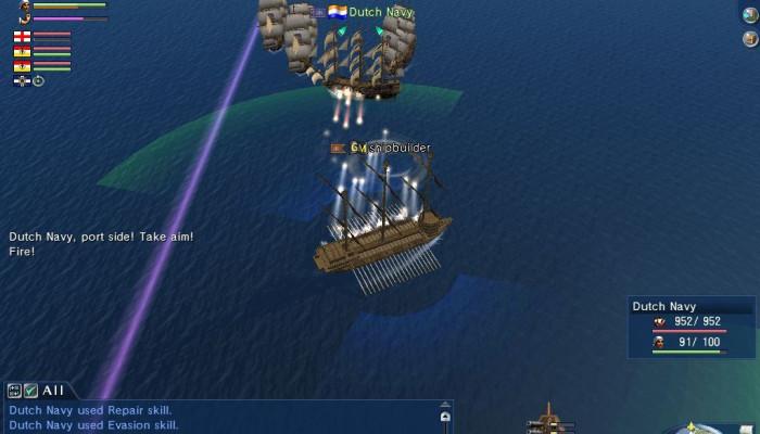 к игре Uncharted Waters Online