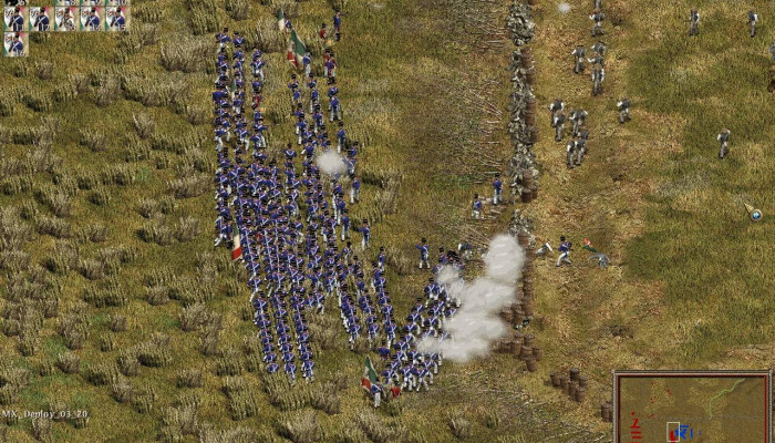 к игре American Conquest: Divided Nation